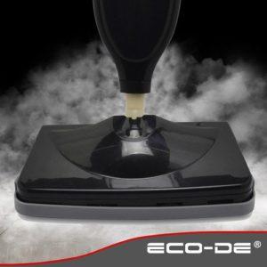 JOLTA ECO Dampfmop Dampfreiniger Dampfbesen für hartnäckige Stellen - 2
