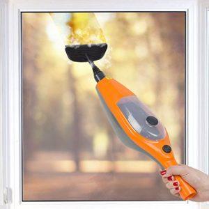 Dampfbesen Test Aqua Eco Gold Dampfreiniger Dampfmop Handdampfreiniger Dampfbesen - 4